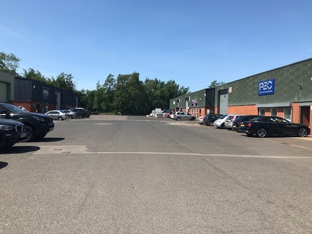 Maybrook Industrial Estate, Units 14, 15 & 18 2