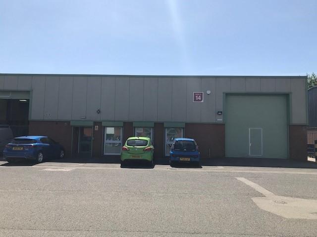 Maybrook Industrial Estate, Units 14, 15 & 18 4