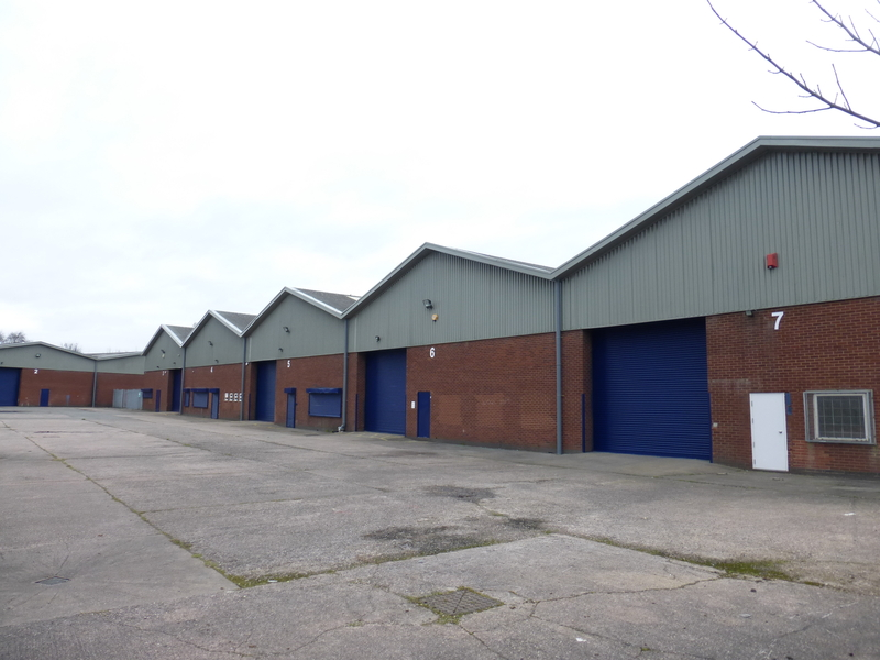 Monmore Park Industrial Estate - Unit 1 1