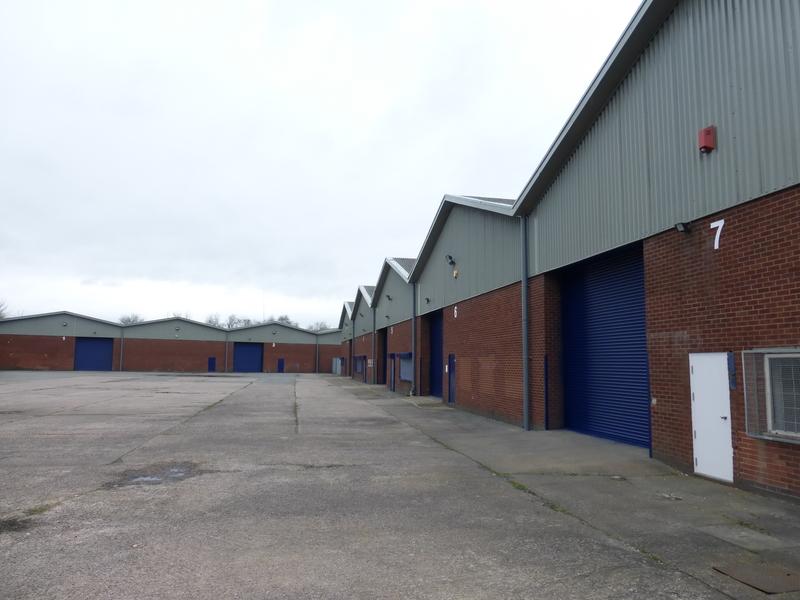 Monmore Park Industrial Estate - Unit 1 2