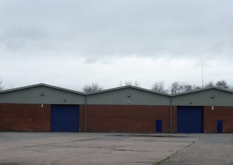Monmore Park Industrial Estate - Units 1 - 7