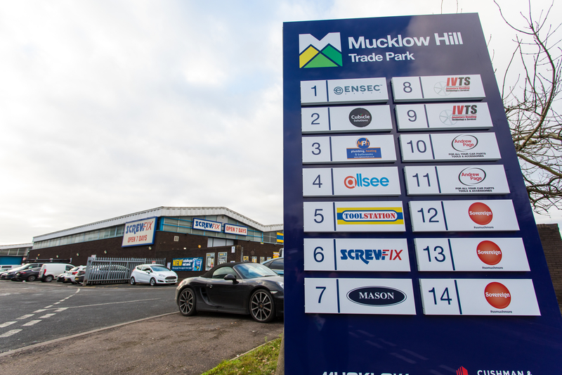 Mucklow Hill Trade Park 1