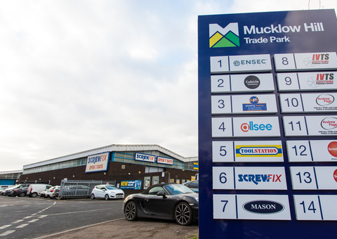 Mucklow Hill Trade Park
