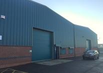 New Cross Industrial Estate - Unit 9