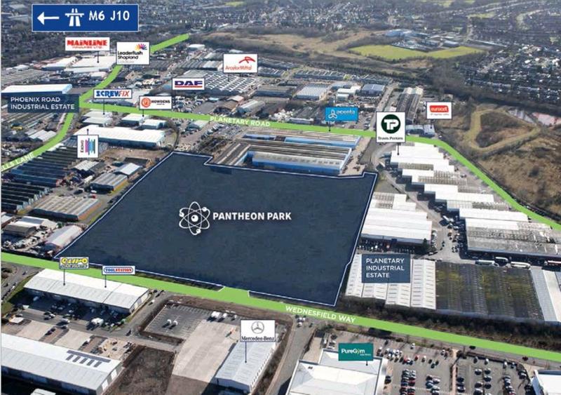 Wolverhampton Commercial Building For Sale