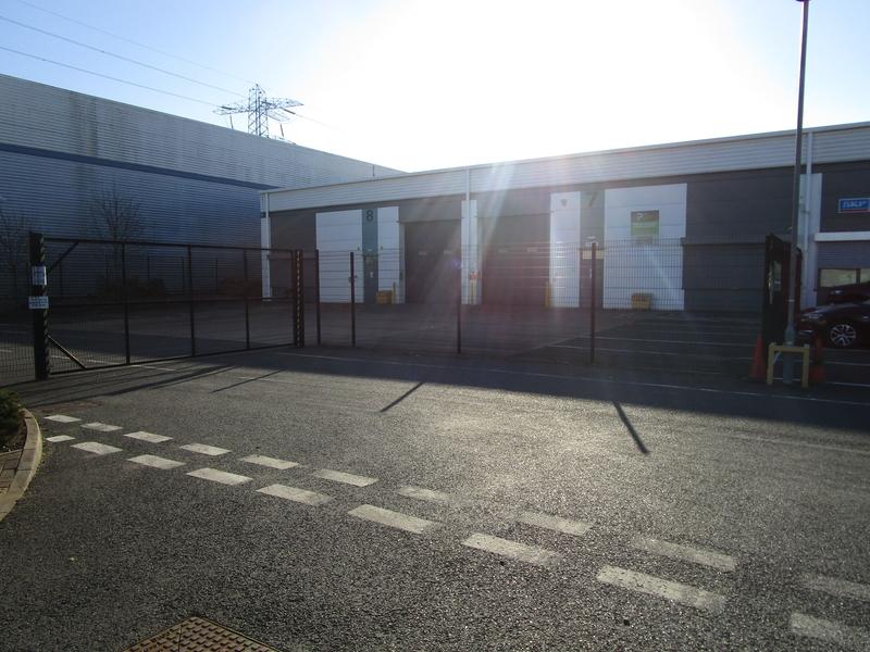 Percy Business Park - Unit 7 2