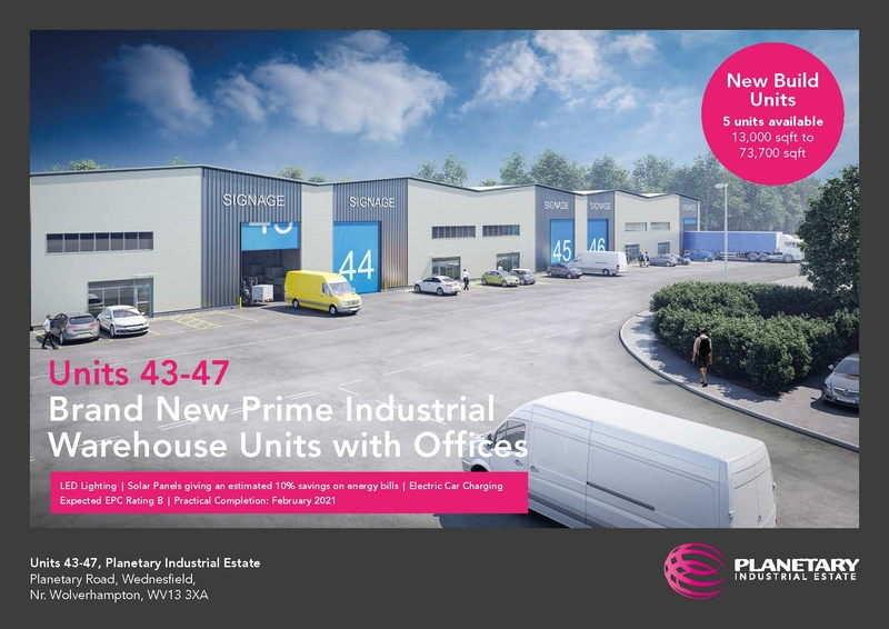 Planetary Industrial Estate, Units 43-47 1