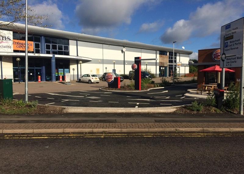 Port West Retail Park 1