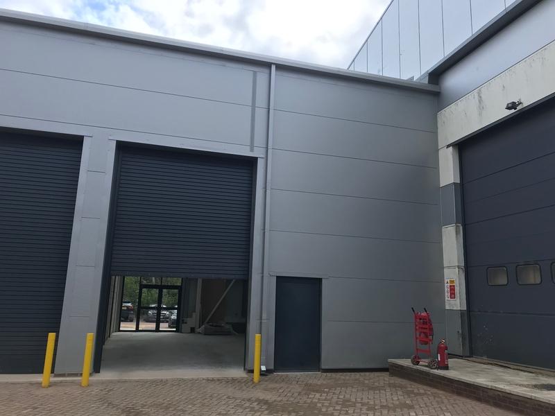 Port West Retail Park - Unit 4 3