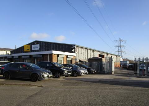 Portway Industrial Estate - Unit 5