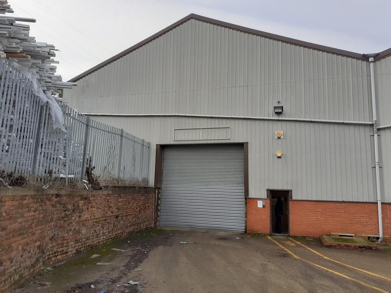 Prothero Industrial Estate -  Unit 1 2