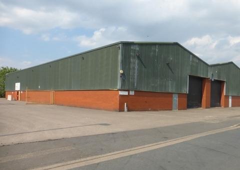 Racecourse Road Industrial Estate - Units 1 -3