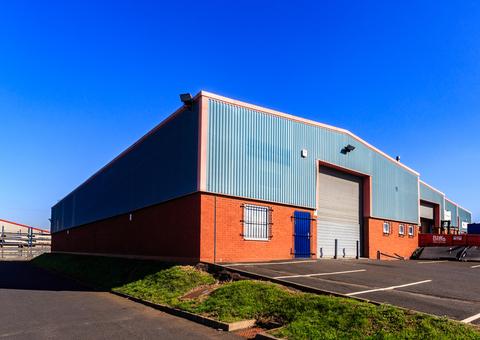 Satellite Industrial Park - Unit 1