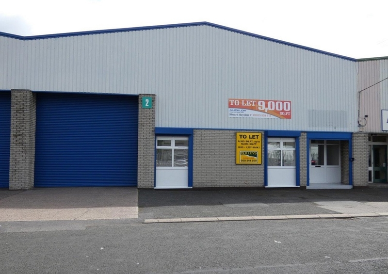 Commercial Property To Let In Stourbridge