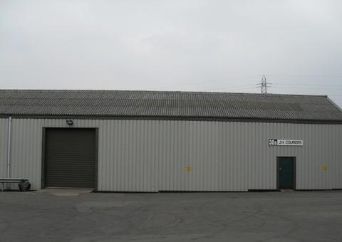 Siddons Factory Estate - Unit 38S