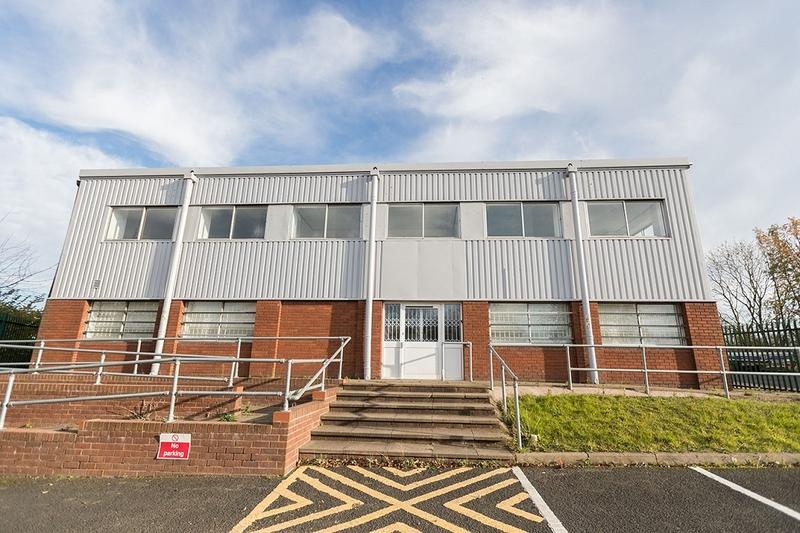 Spring Road Industrial Estate, Smethwick Unit 1 1