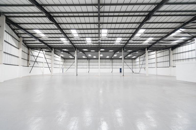 Spring Road Industrial Estate, Smethwick Unit 1 4