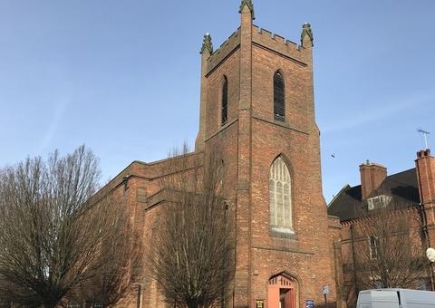 St Martin's & St Paul's Church