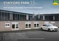 Stafford Park 15 - Units B3 & C5-C6