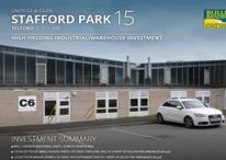 Stafford Park 15 - Units C2 & C5-C6