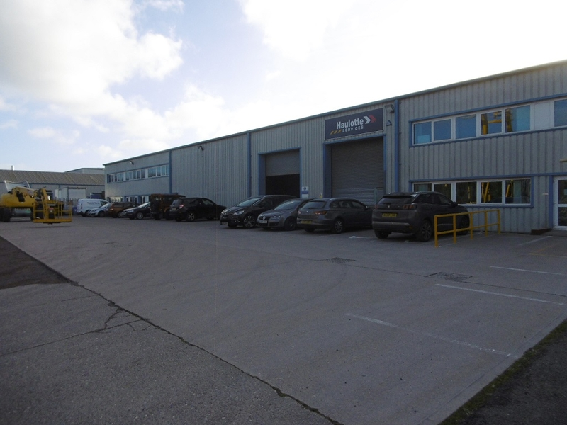 Stafford Park 6, Kendall Business Park - Units 1 and 2a 1