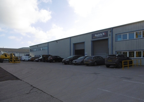 Stafford Park 6, Kendall Business Park - Units 1 and 2a