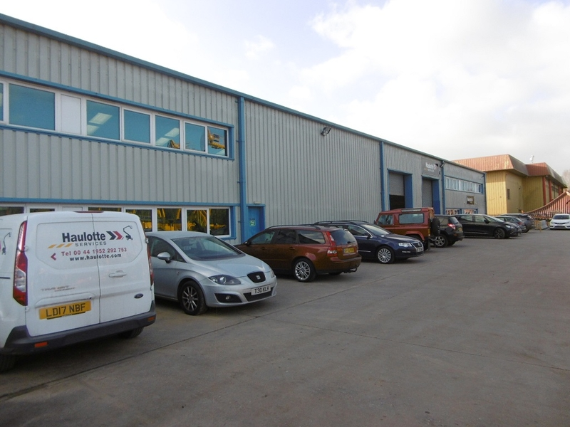 Stafford Park 6, Kendall Business Park - Units 1 and 2a 5