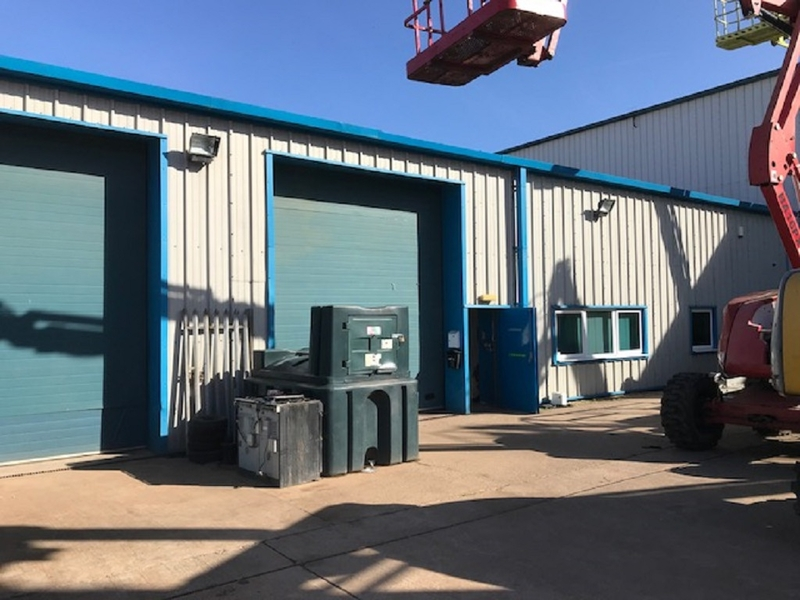 Key West Yard Sale >> Stafford Park 6, Unit 4B (Industrial - To Let) - Bulleys Commercial Property Specialists West ...