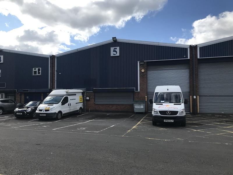 Swan Lane Industrial Park, Unit 5 1
