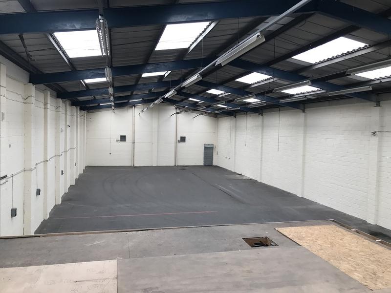 Swan Lane Industrial Park, Unit 5 2