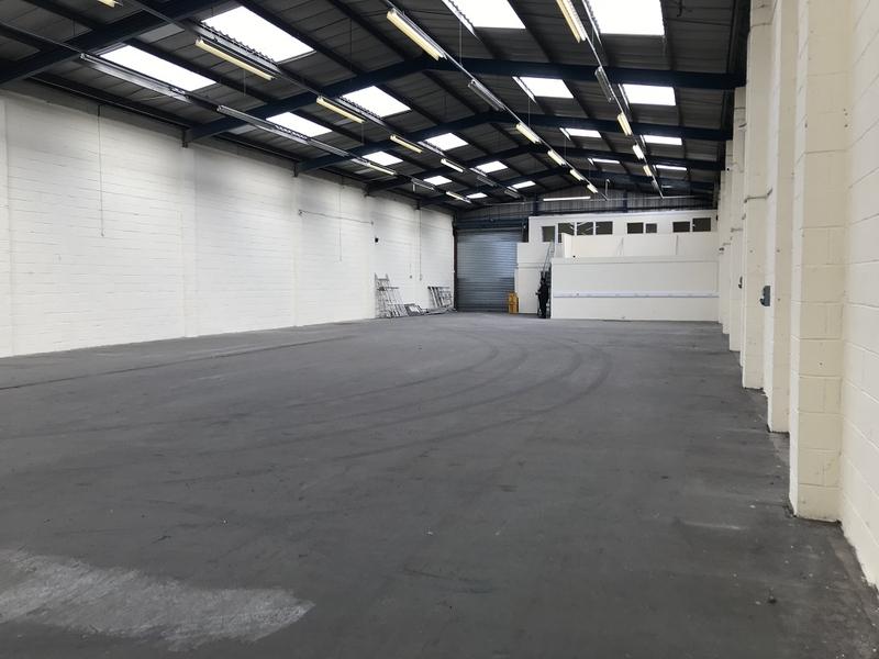 Swan Lane Industrial Park, Unit 5 6