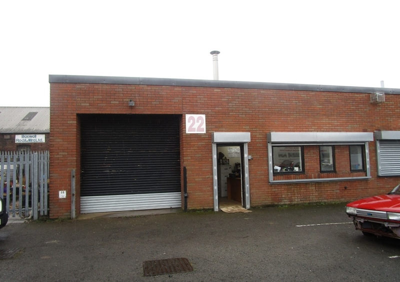 The Wallows Industrial Estate, Unit 22 1