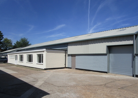 Unit 10 & 10A Folkes Road Trading Estate