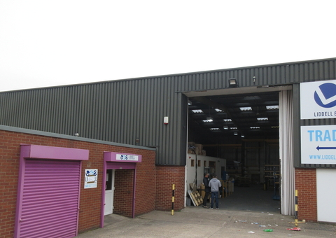 Unit 3 Culwell Industrial Park