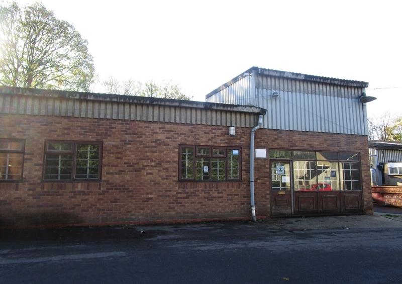 Wynford Industrial Estate  1